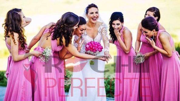 Rochie perfecta de nunta