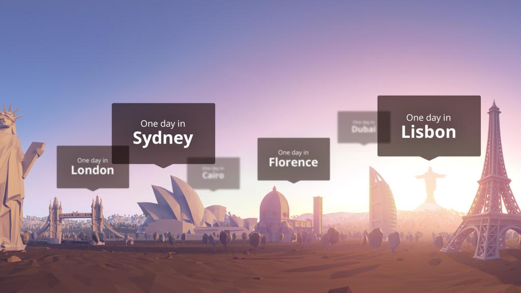 Gigantul din domeniul navigației Sygic schimbă modul în care oamenii descoperă lumea cu noua versiune a aplicației VR Travel