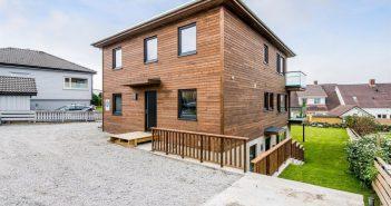 Este o casa de lemn mai ieftina decat una din caramida?