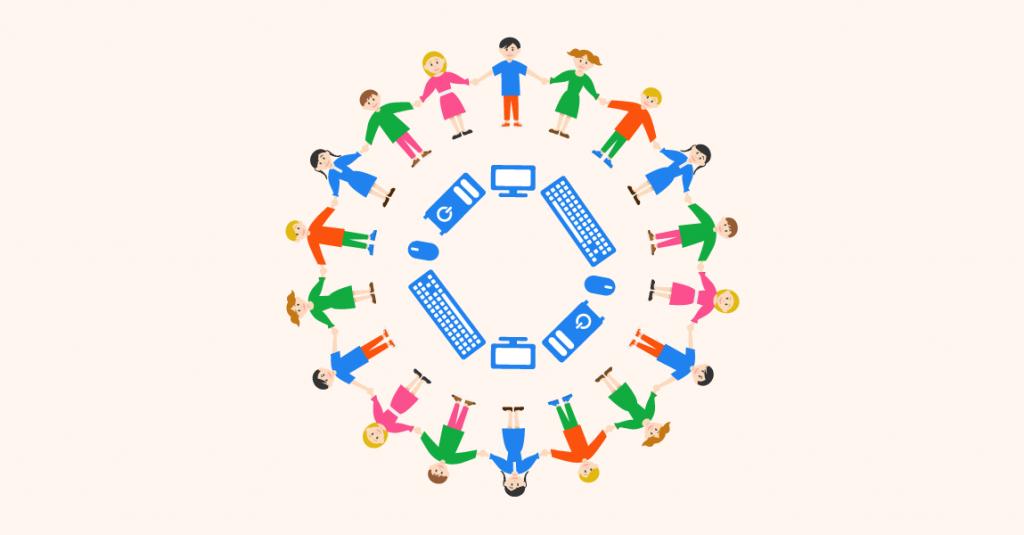 Toata lumea intra în jocul educației IT