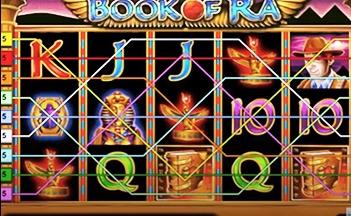 Book of Ra cel mai vechi joc de păcănele