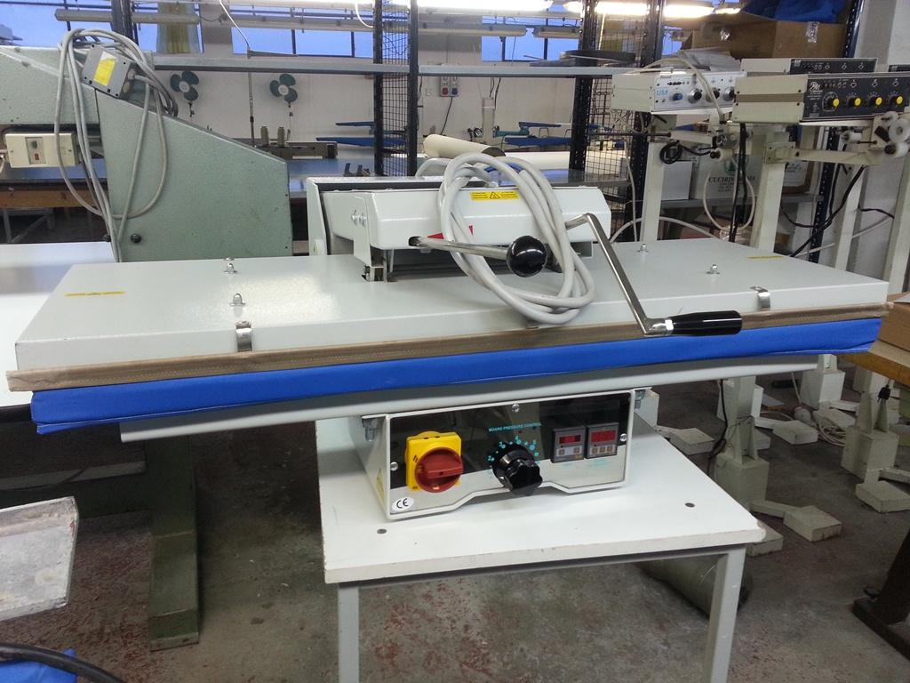 Industria textila şi maşinăriile sale