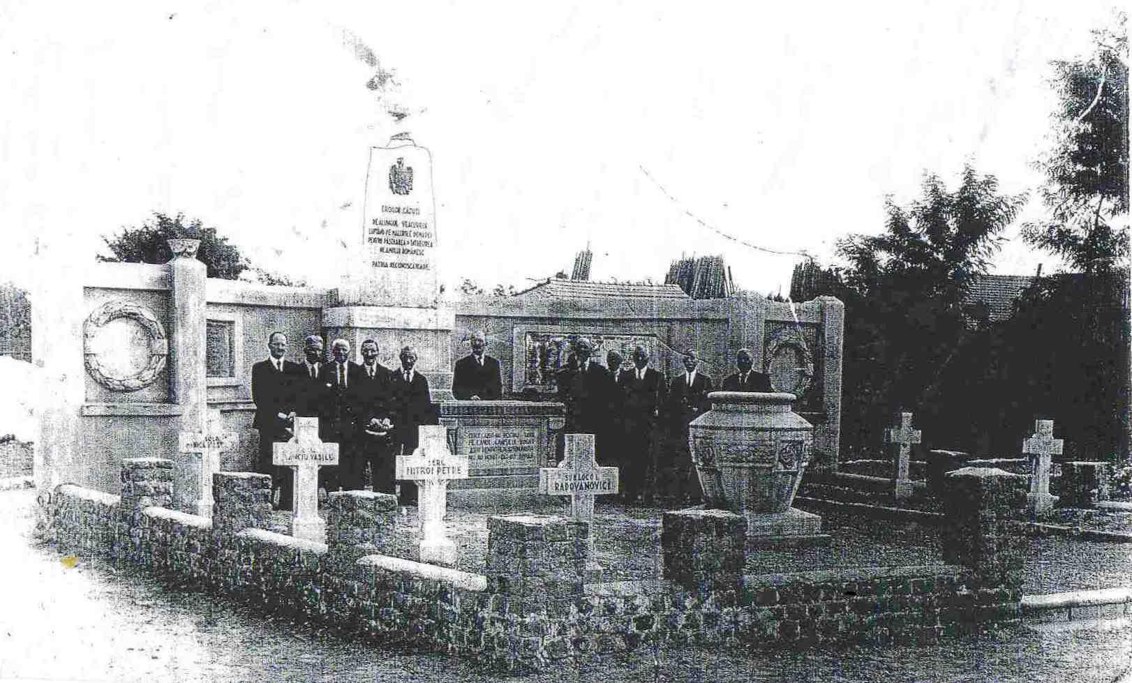 Monumentul ostasului necunoscut de la Oltenita
