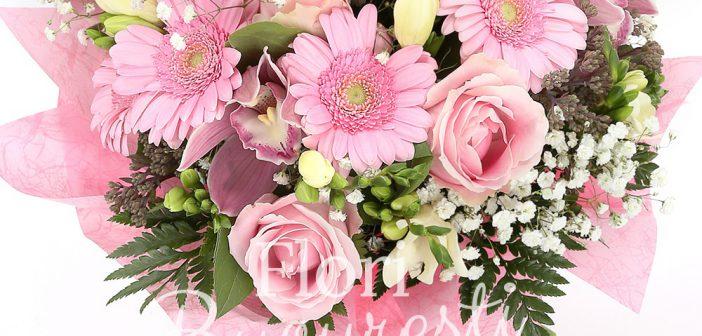 Flori pentru sarbatori