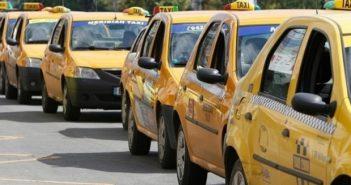 Mafia taximetriei bucureştene