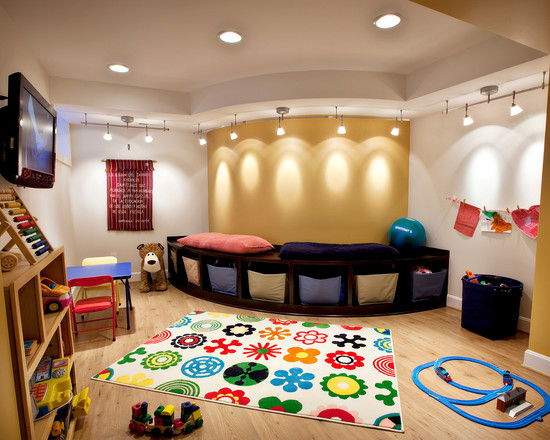 Cum trebuie iluminata corect camera copilului?