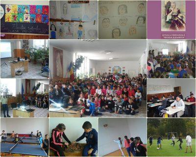 Colegiul Ion Kalinderu, Şcoala Gimnazială Sanatorială, Buşteni,