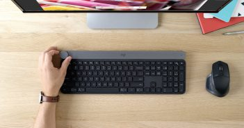 Tastatura Logitech CRAFT are de acum suport și pentru Adobe Lightroom Classic CC