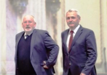 Timmermans, vizita la Bucuresti si Dragnea