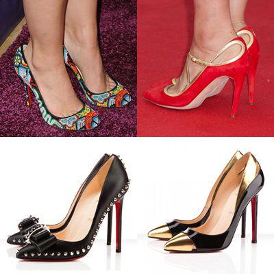 Pantofi Stiletto, un model de incaltaminte de dama nemuritor