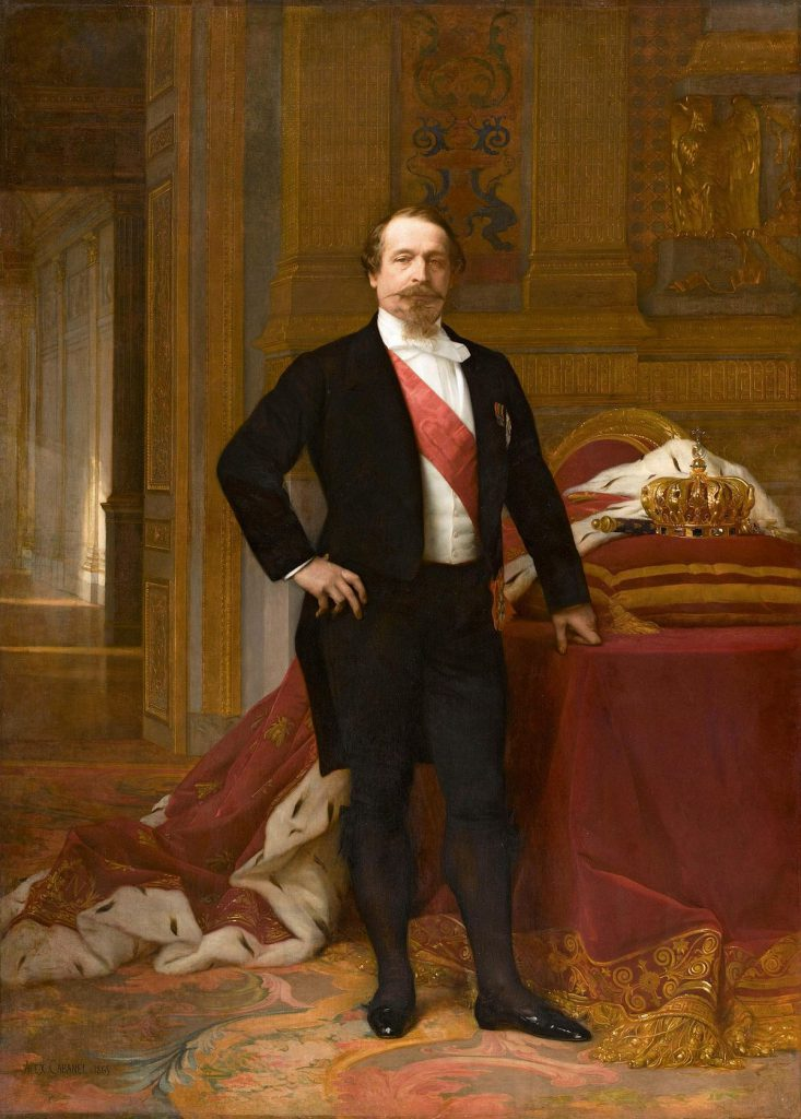 Politica faptului implinit Napoleon al III-lea
