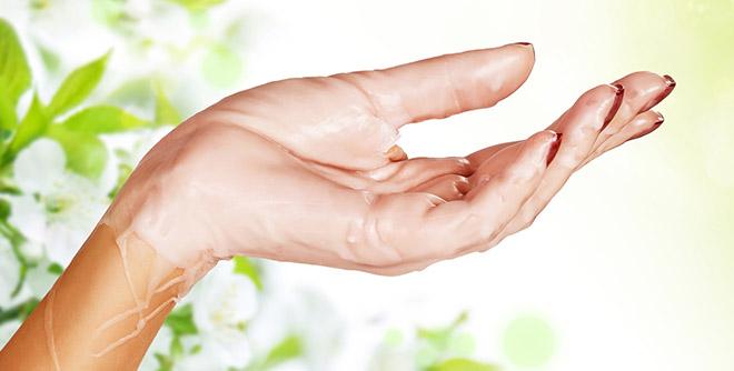 5 pasi simpli in tratamentul cu parafina