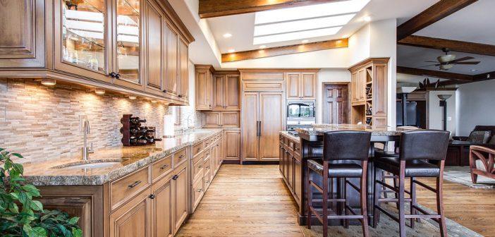 Vopsea decorativa pentru baie și bucătărie