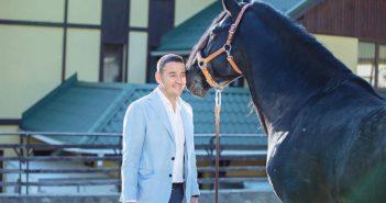 Cum a devenit Iustin Paraschiv cel mai tanar fermier, milionar in euro?