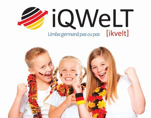 Limba germana pentru copii şi tineri