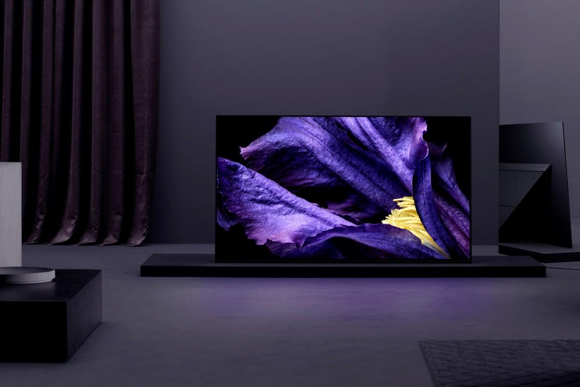 Sony anunta disponibilitatea si preturile televizoarelor AF9 OLED și ZF9 LCD din seria 4K HDR MASTER