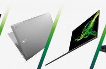 Acer prezinta noul Swift 7 cu design compact si un incredibil raport intre ecran si carcasa