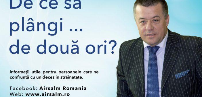 Airsalm Romania.