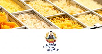Reteta fericirii cu pastele Antonio di Vaio