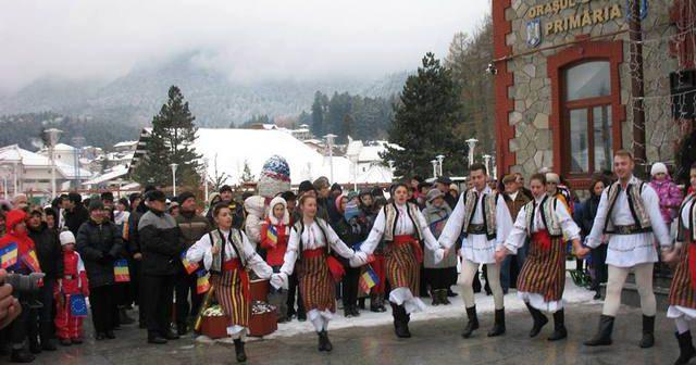 22 Martie, Ziua Mondială a Apei sărbătorită la BUŞTENI-ROMÂNIA