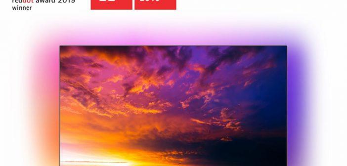 Design-ul televizoarelor Philips este recunoscut în cadrul marilor competiții iF și Red Dot
