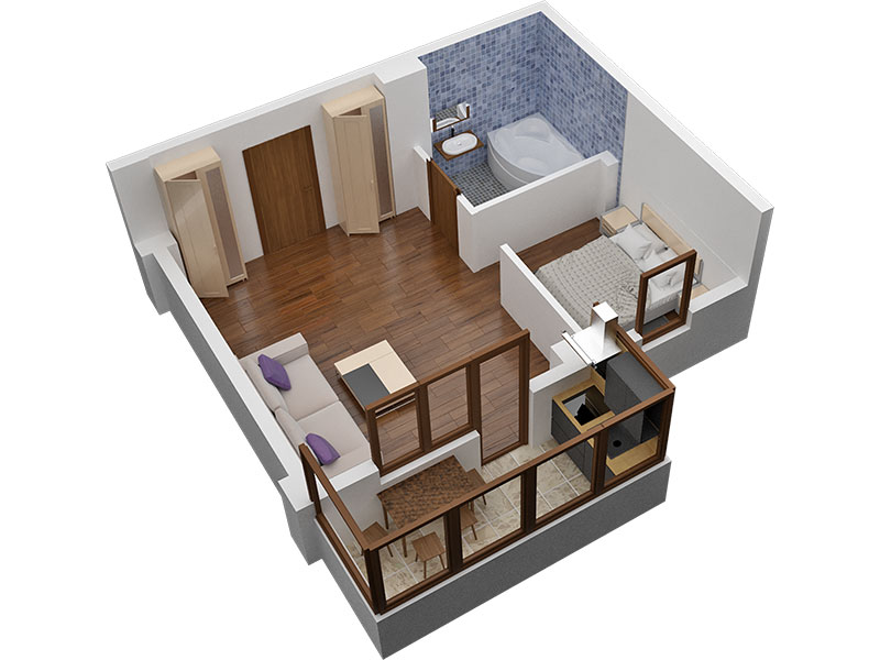 Apartamente 2 camere Militari, locuinte ideale pentru tinerii casatoriti