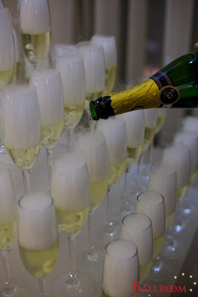 Petrecere de logodna la Ballroom Militari