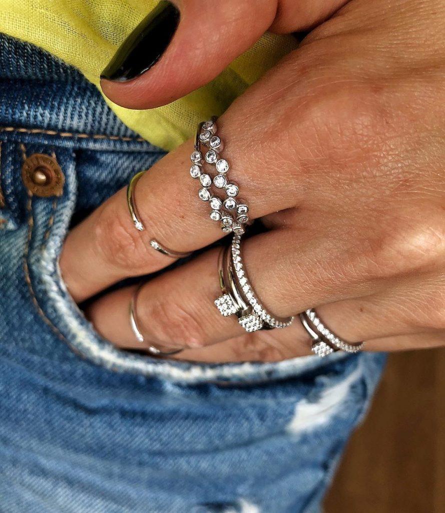Cum sa purtam inelele din argint in mod corespunzator