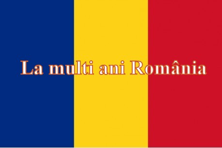La multi ani România
