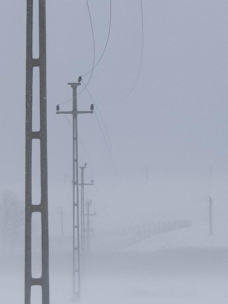 Galopaj pe rețeaua electrică ce alimentează Tuzla