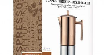 Cafea gustoasa cu cafetiera de la Kitchen Shop