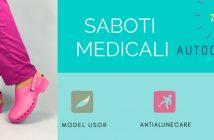 saboti medicali autoclavabili