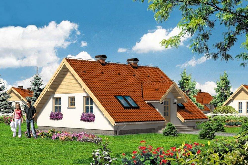 Smart Home Concept - utilitate și aspect plăcut proiecte case mici